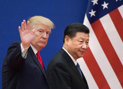 Il presidente Trump dovrà decidere se approvare o no nuove sanzioni contro la Cina